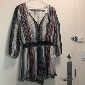 Alice and Olivia never worn long sleeve Romper